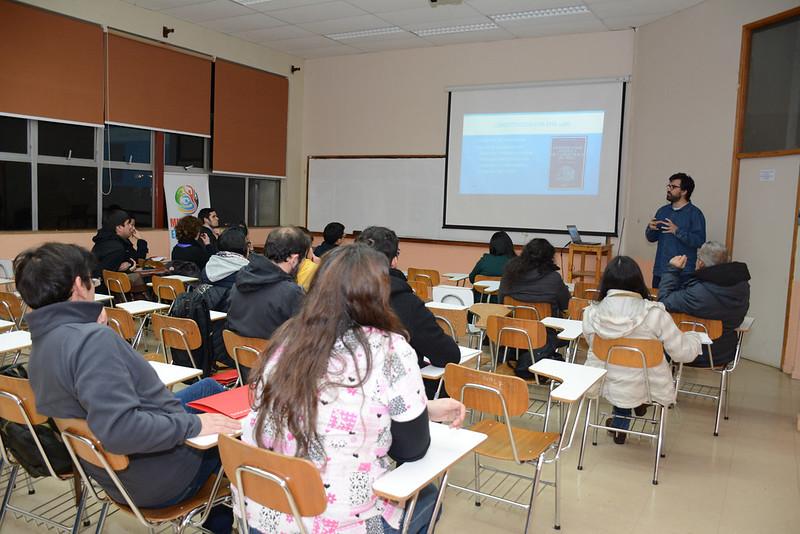 Inicio Escuela de Migrantes UACh