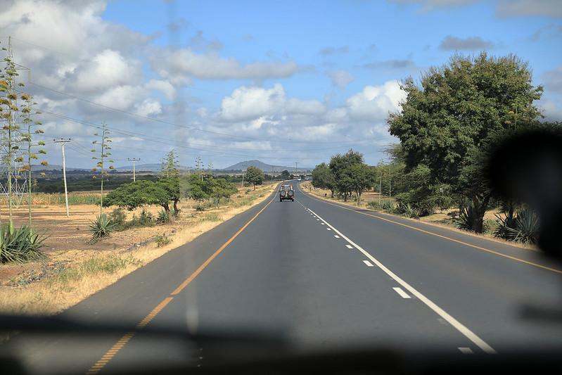 Leaving Arusha