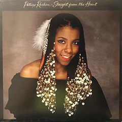 PATRICE RUSHEN:STRAIGHT FROM THE HEART(JACKET A)