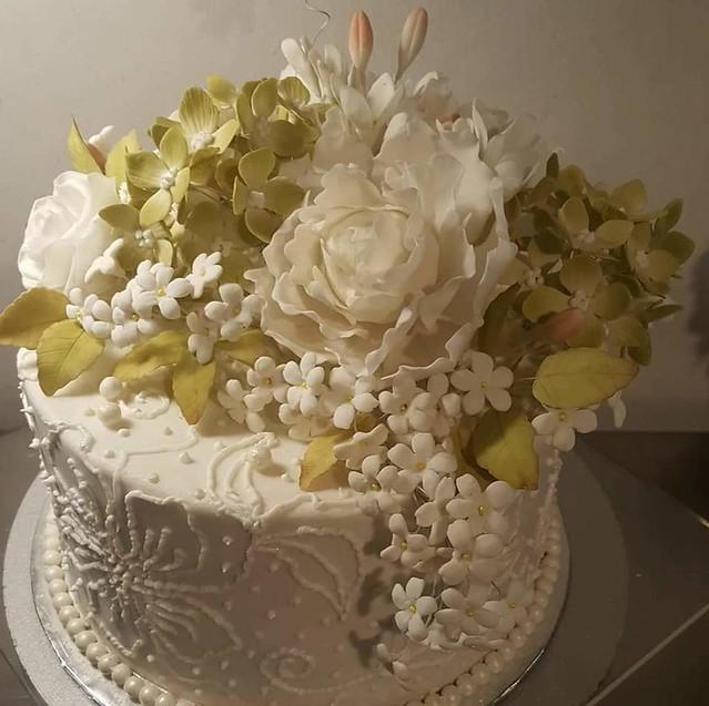 Cake by Zurina Ismail