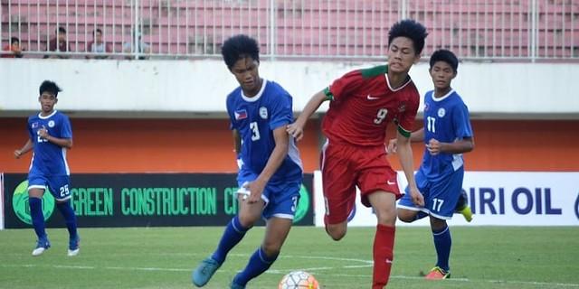 Brylian Negietha Persembahkan Kemenangan Timnas U-16