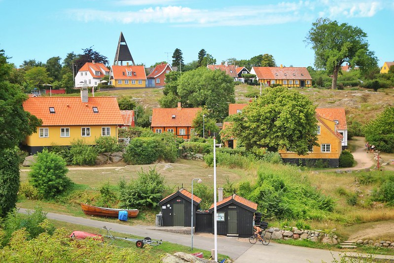 Things to do in Bornholm, Denmark