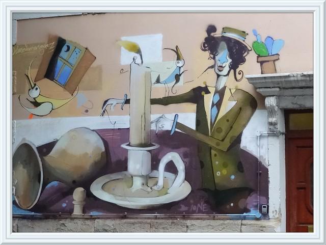 Street Art - Bristol, Sony DSC-HX10V