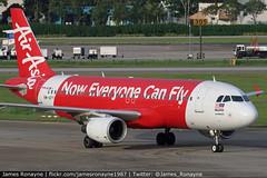 9M-AFY | Airbus A320-216 | AirAsia