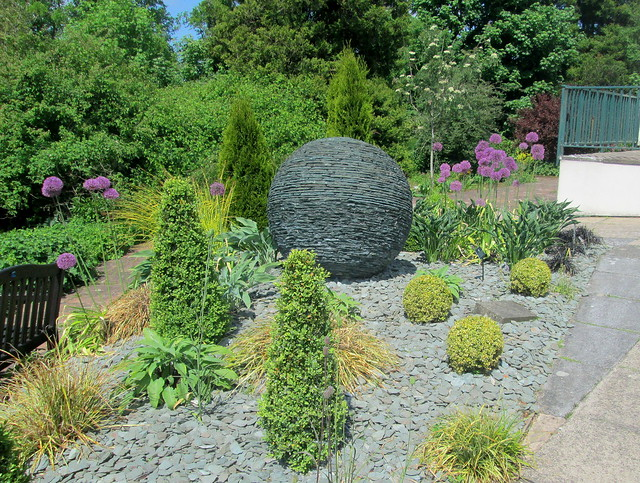 spherical sculpture
