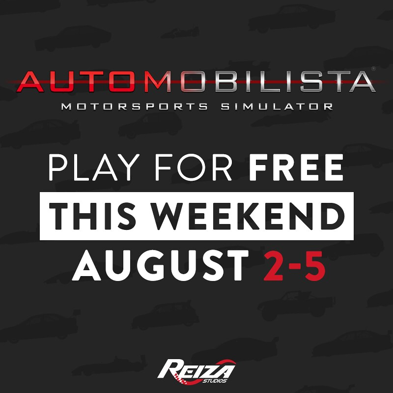 Automobilista Free weekend