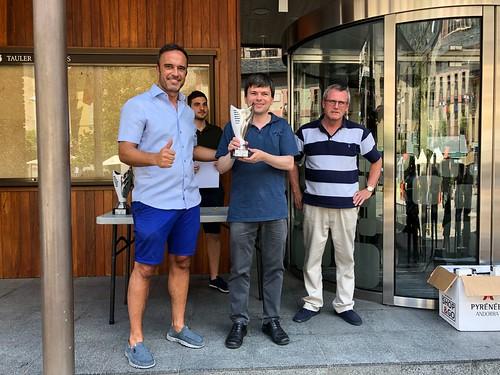 20180805 Marató d'Escacs d'Andorra
