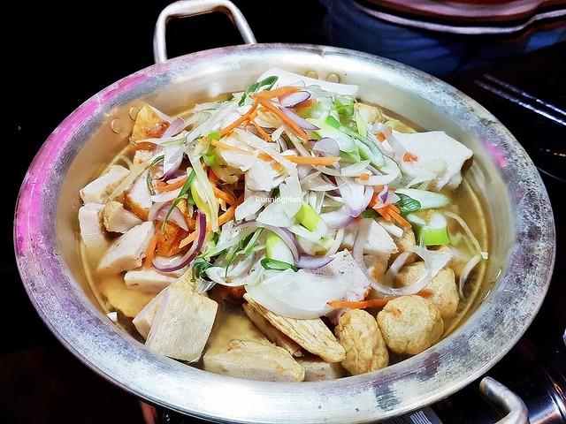 Eomuk Guk / Fish Cake Soup