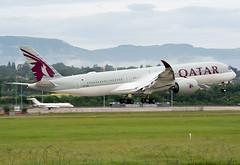 A7-ALM Qatar Airways ???????? Airbus A350-941