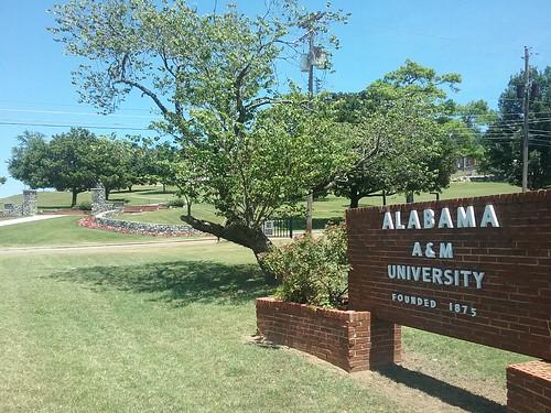 Alabama A&M University Normal Alabama 2018