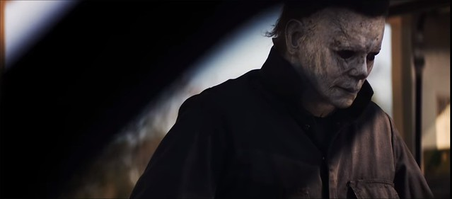 Halloween (2018) - Michael Myersová maska
