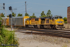 UP 8642 | EMD SD70ACe | UP Memphis Subdivision