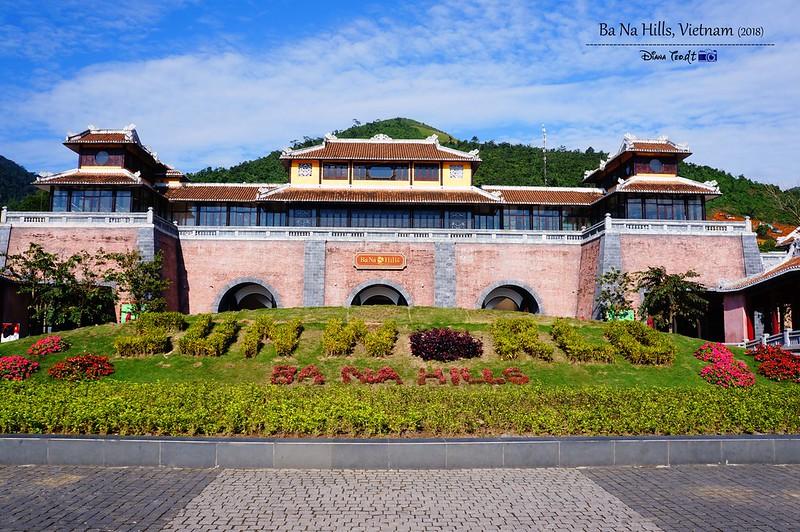 2018 Vietnam Ba Na Hills 01