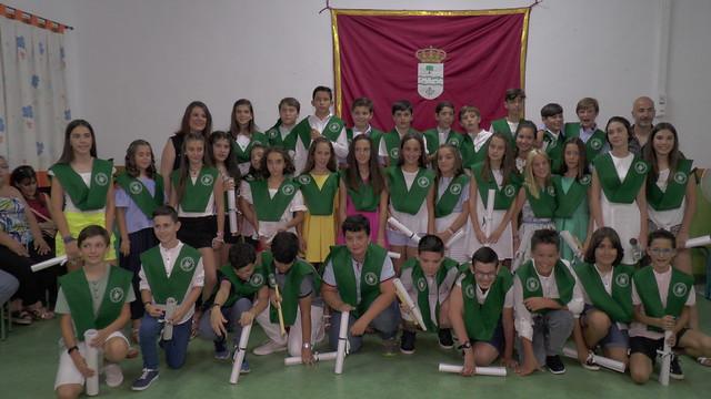 Emotiva graduación de los alumnos y alumnas de 6º de Primaria del CEIP Andalucía