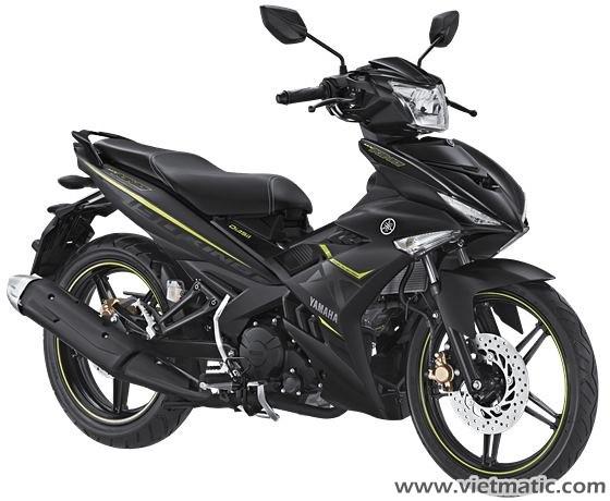 Yamaha Exciter bản đen nhám