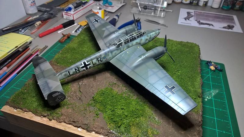 BF 110E 29