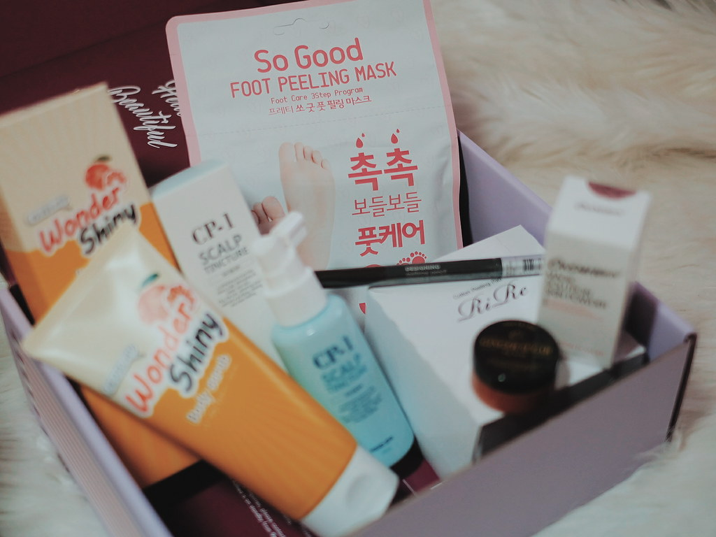 My Althea Korea 3rd Year Anniversary Haul