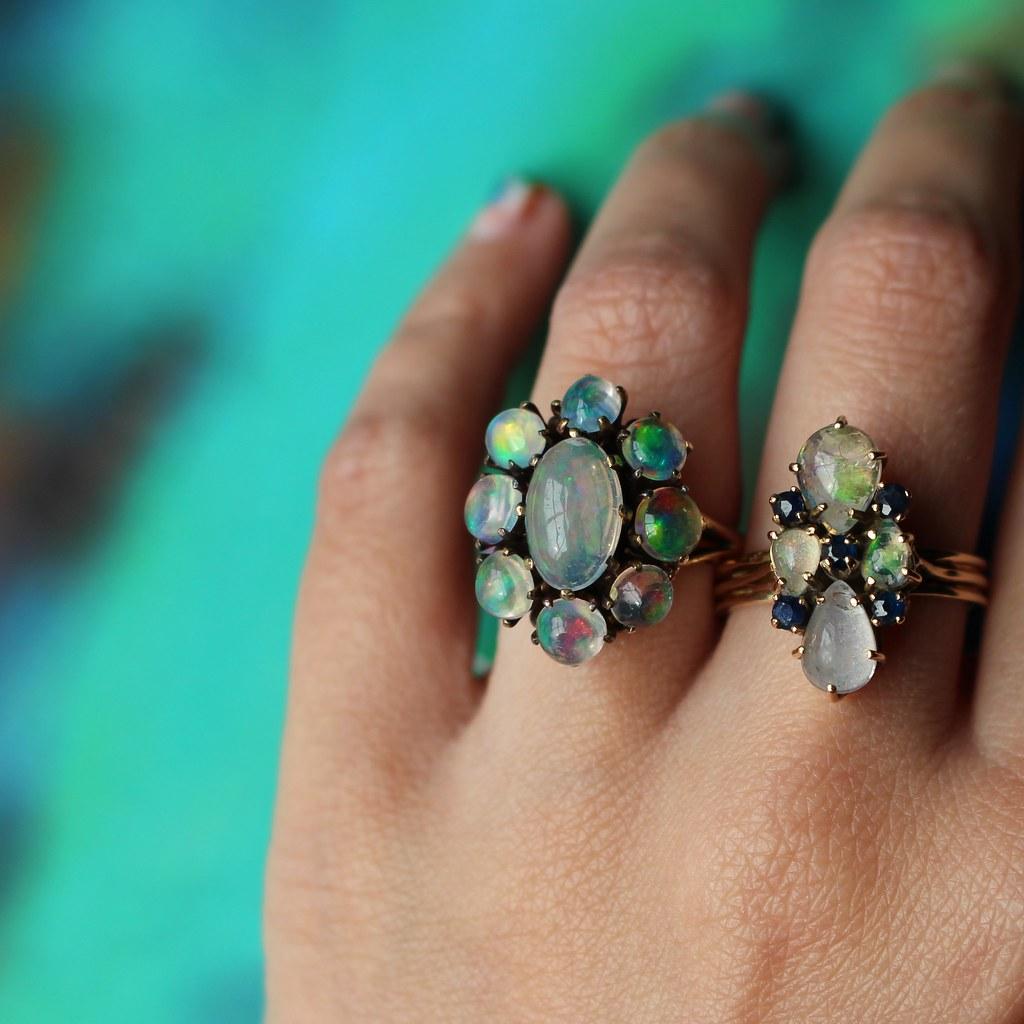 Gem Gossip jelly opals