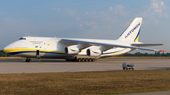 Antonov An-124-100 UR-82072 Antonov Airlines - Photo of Dalhunden