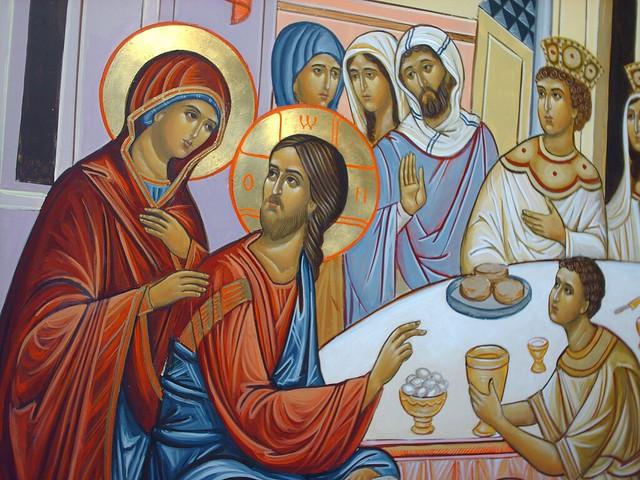 María en Caná
