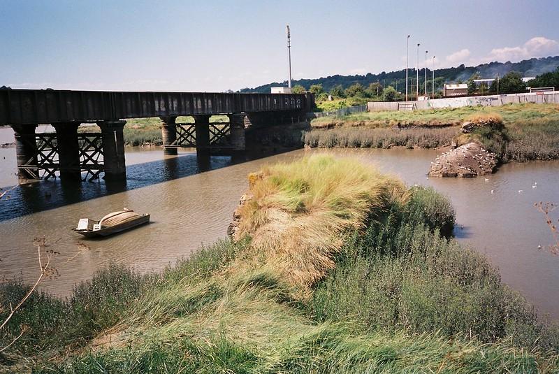 Sea Mills harbour