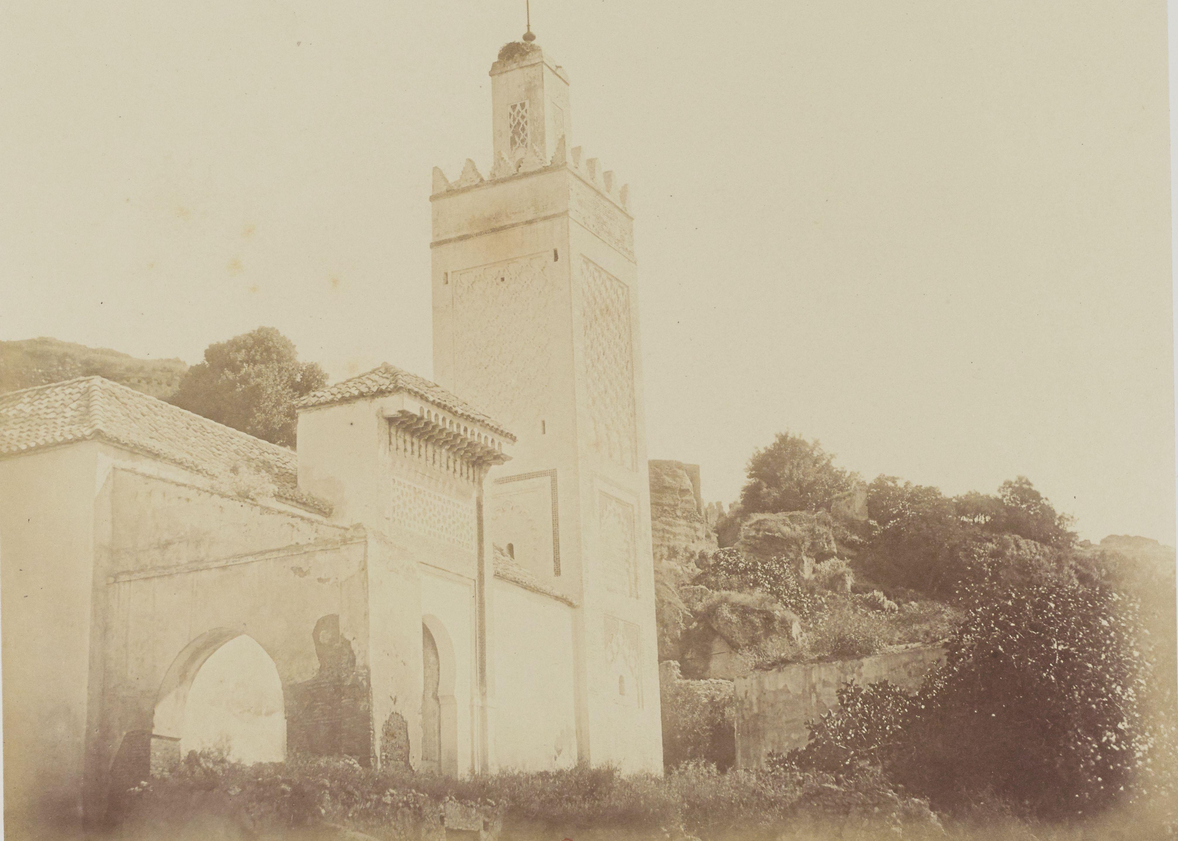 Мечеть Сиди Аллауи