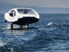 Sea Bubbles: taxi acquatici ed ecologici!