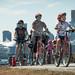 Biking Thru Stanley Park by bspawr