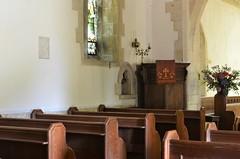 St Michael & All Angels, Whitwell, Rutland