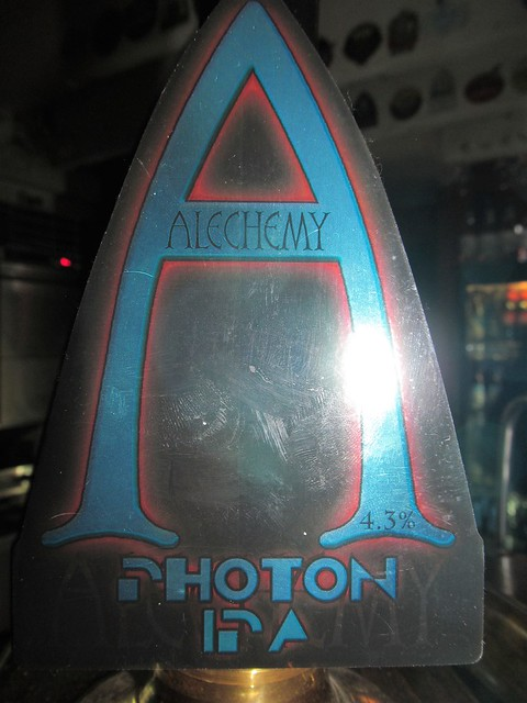 Alchemy Edinburgh PHOTON IPA, Canon POWERSHOT SX150 IS