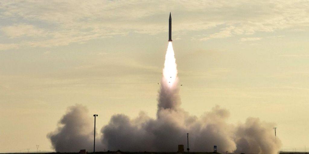 La Chine a testé une arme hypersonique