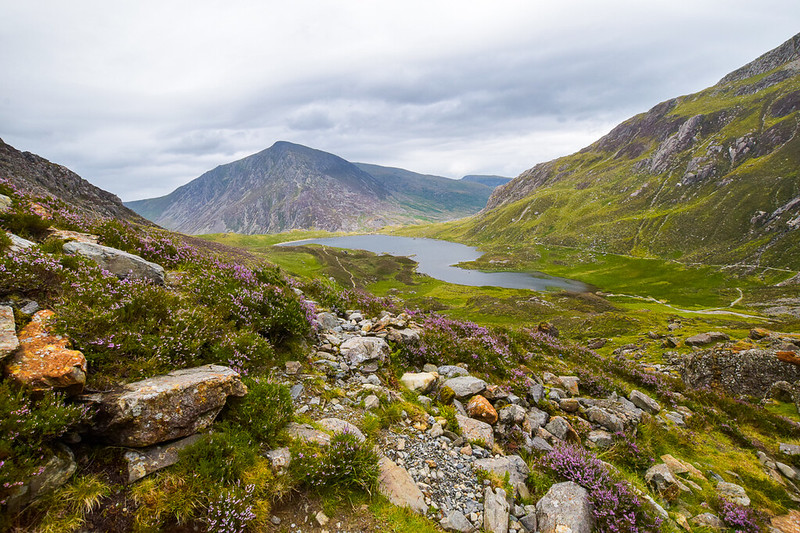 Tryfan hike in Snowdonia - Best hiking trails in Europe