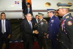 Regreso De Juramentacion Presidente De Colombia