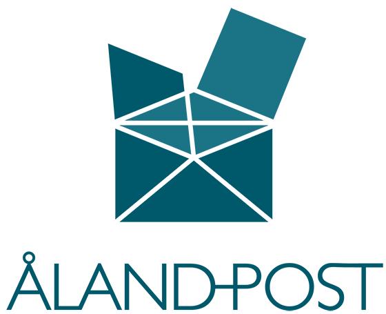 Current logo of Åland-Post