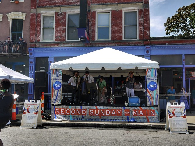 Second Sunday on Main