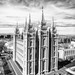 Salt Lake Temple by Thomas Hawk