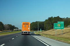 I-10 West - Exit 158 - CR286 - Sneeds