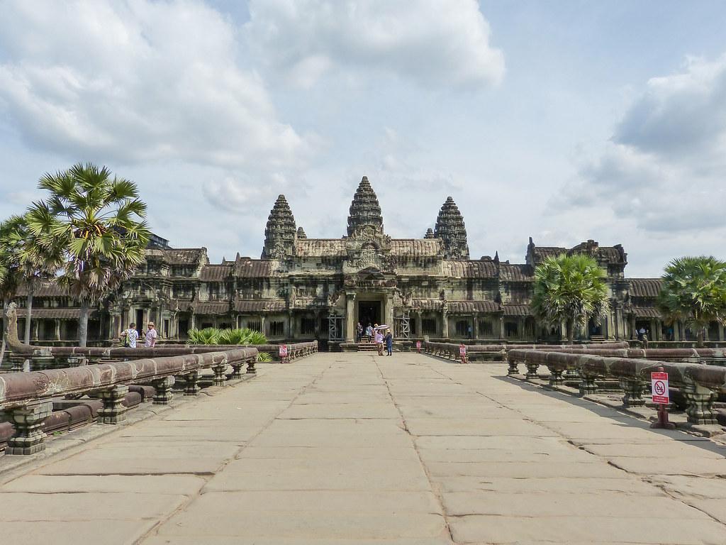 2018 Südostasien - Kambodscha - Angkor - Angkor Wat