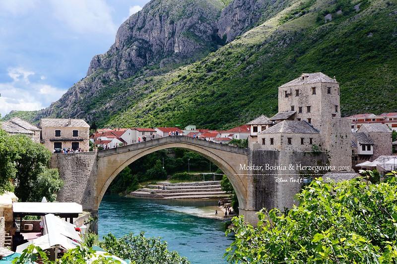 2018 Bosnia Mostar Stari Most 3