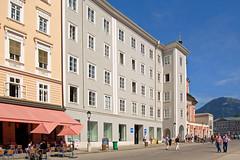 Salzburg - Altstadt (45) - Residenzplatz