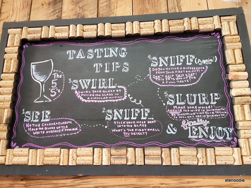 5 steps to enjoying wine