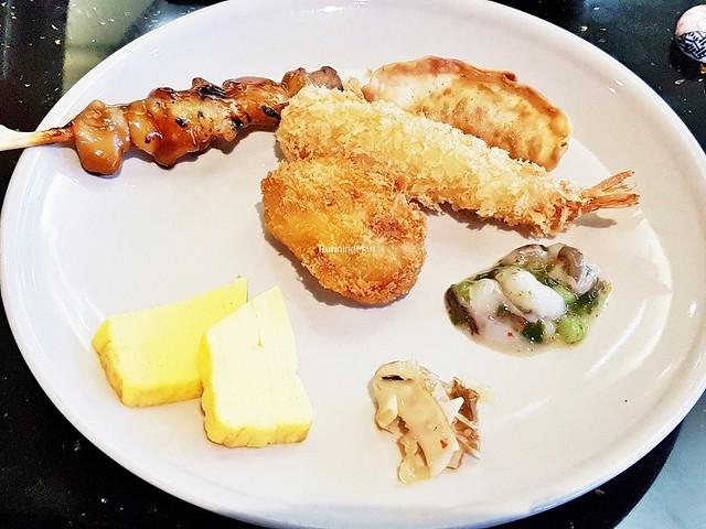 Ready-To-Eat - Yakitori, Gyoza, Ebi Fry, Kaki Fry, Tamago, Chuka Hotate, Tako Wasabi