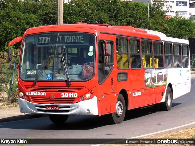 Viação Sidon - 38110