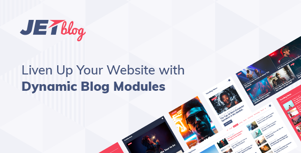 JetBlog v2.1.19 - Blogging Package for Elementor Page Builder