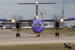 FlyBe DHC-8 402 G-JECZ