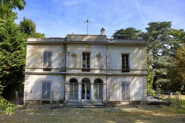 La Villa Viardot à Bougival