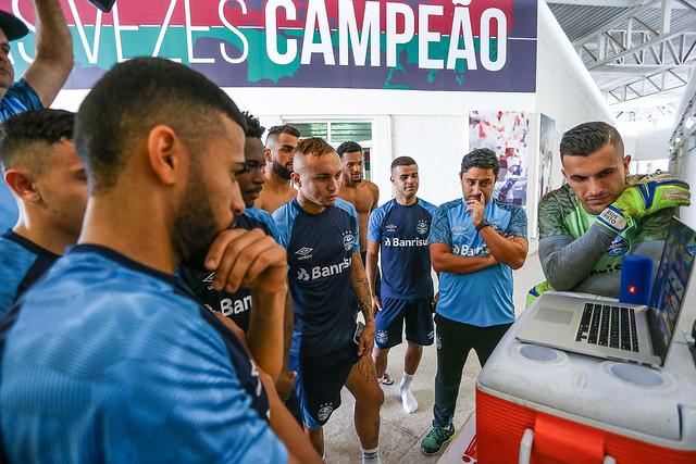 Everton convocado para a Seleção Brasileira