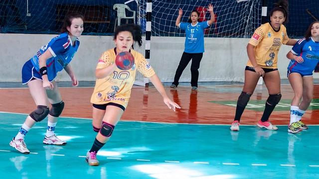 Colégios de Cascavel e Londrina ficam com títulos nos 65º JEPS