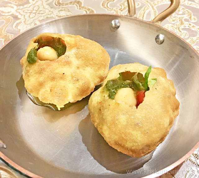 Pani Puri - Art of Spice Indian Night