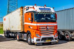 Swijenburg Transport  @ The Pioneer Restrant Parking Rotterdam